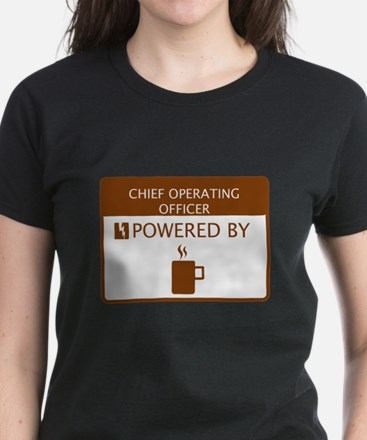 Chief Operating Officer Powered by Coffee Tee