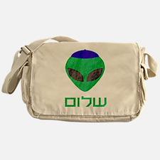 Shalom Alien Messenger Bag