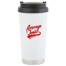 AJs Red Travel Mug