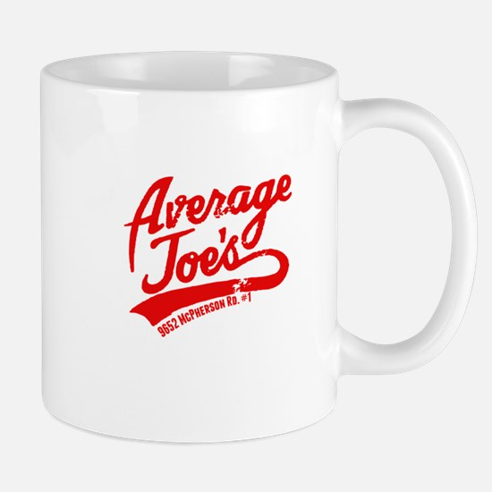 AJs Red Mug