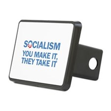 Socialism Hitch Cover