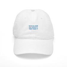 Socialism Baseball Cap