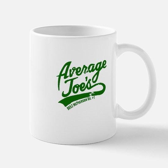 AJs Green Mug