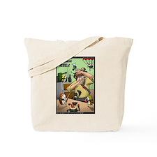 When Sushi Rebels Tote Bag