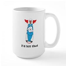 Id Hit That Bobo Doll T-Shirt (Light) Mug