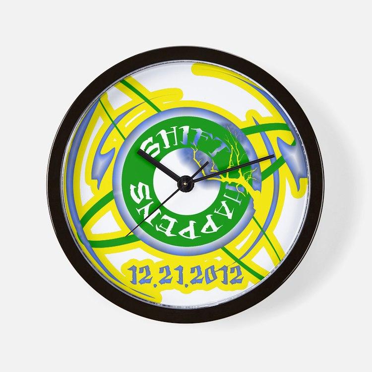 Shift Happens 12.21.2012 Wall Clock