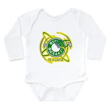 Shift Happens 12.21.2012 Long Sleeve Infant Bodysu
