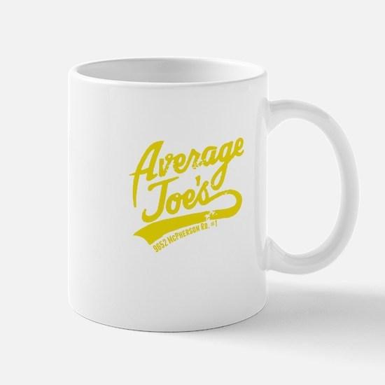 AJ's Yellow Mug