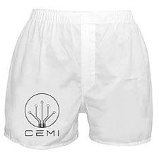 CEMI Logo Boxer Shorts