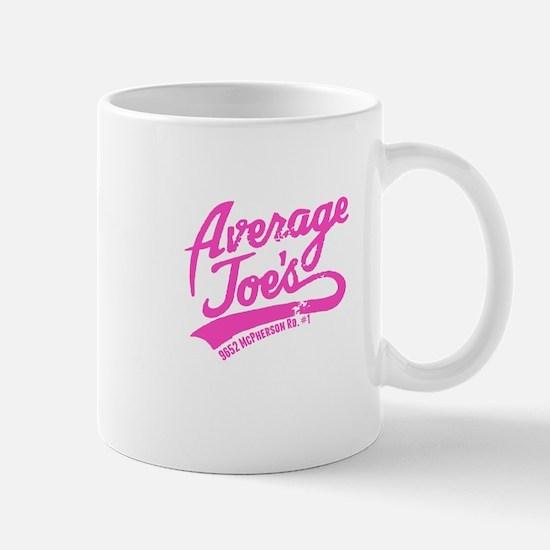 Ajs Pink Mug