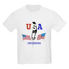 USA SWIMMING T-Shirt