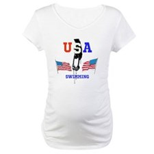 USA SWIMMING Shirt