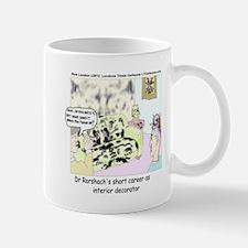 Dr Roarshach Interior Decorator Mug
