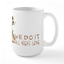 COON HUNTING Mug