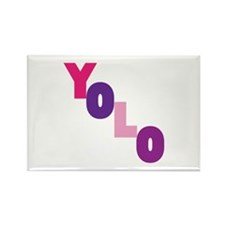 YOLO Rectangle Magnet