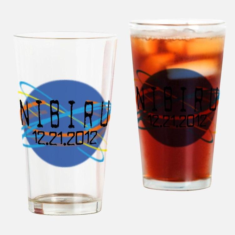 Nibiru 12.21.2012 Drinking Glass