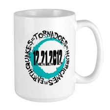Earthquakes, Tornadoes and Hurricanes! 12.21.2012