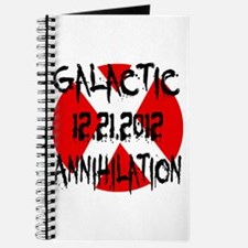 Galactic Annihilation 12.21.2012 Journal