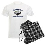 Bluesmobile Men's Light Pajamas