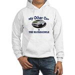 Bluesmobile Hooded Sweatshirt