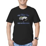 Bluesmobile Men's Fitted T-Shirt (dark)
