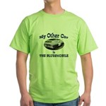 Bluesmobile Green T-Shirt