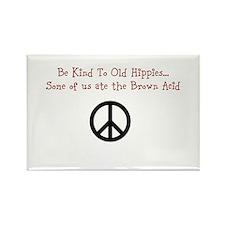 Woodstock '69 Humor Rectangle Magnet