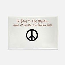 Woodstock '69 Humor Rectangle Magnet