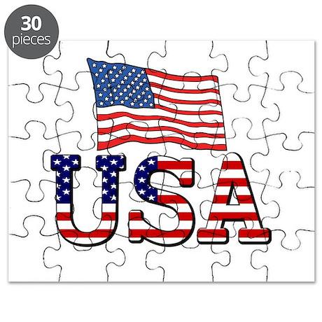 Team USA Puzzle