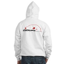 2GN.org Official Member Hoodie (RED/BLK)