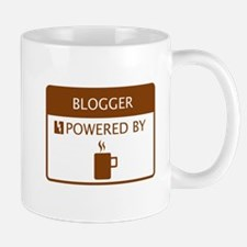 Blogger Powered by Coffee Mug