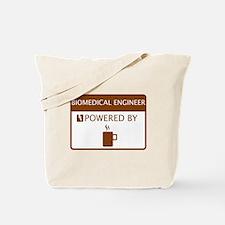 Biomedical Engineer Powered by Coffee Tote Bag