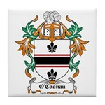 O'Coonan Coat of Arms Tile Coaster