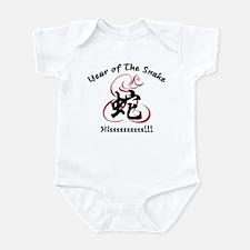 Chinese Zodiac Snake Infant Bodysuit