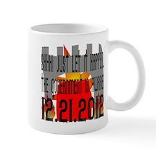 The Government Is Aware 12.21.2012 Mug