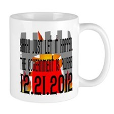 The Government Is Aware 12.21.2012 Mug