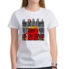 The Government Is Aware 12.21.2012 Tee