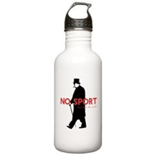 Winston Churchill, No Sport, Funny Design Stainles