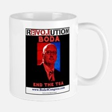 End the TSA Mug