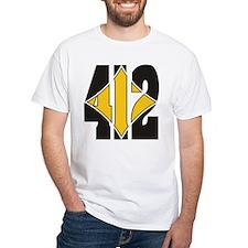 412 Black/Gold-W Shirt