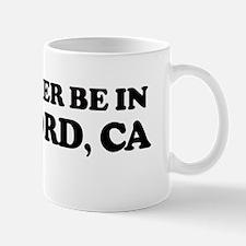 Rather: FORT ORD Mug