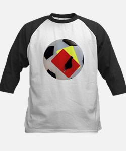 Football- cards-whistle Tee