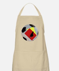 Football- cards-whistle Apron