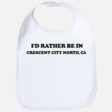 Rather: CRESCENT CITY NORTH Bib