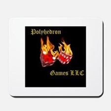 Polyhedron Games LLC Mousepad