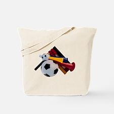 Horn-Ball-Ratchet Tote Bag
