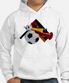 Horn-Ball-Ratchet Jumper Hoody