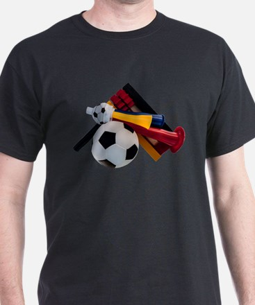 Horn-Ball-Ratchet T-Shirt