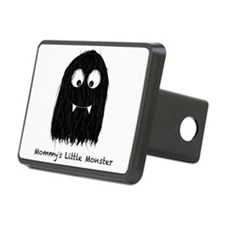 Mommys Little Black Monster Hitch Cover