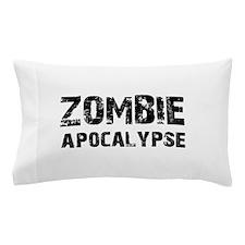 Zombie Apocalypse Pillow Case